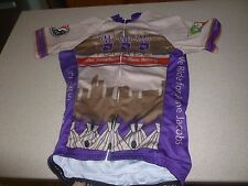 PRIMAL Tocabe Stronghold CYCLING JERSEY SHIRT Womens sz XS