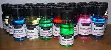 Lot de 35 Huiles parfumées - 10ml - Ancient Wisdom - Parfums tous différents !!