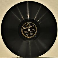 "GLENN MILLER ""The Call Of The Canyon / Our Love Affair"" 78 RPM  Bluebird  B10845"