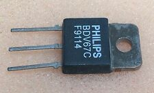 1 pc. BDV67C   Philips  TO3P  NOS