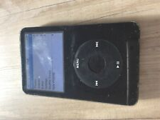 Apple iPod classic 5th Generation 30GB - Black, tested works perfectly , * lcd
