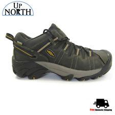 Keen Targhee II Mens Hiking Boot  (1012213) Raven / Olive WP NEW! FREE SHIPPING!