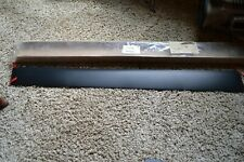 05182563AB 11 - 17 JEEP COMPASS FR DOOR LEFT MOLDING