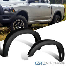 Fit 09-18 Dodge Ram 1500 Factory OE-Style Fender Flares Wheel Protector Cover