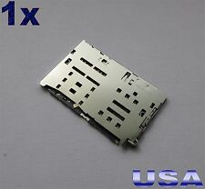 1x SIM Card Reader MicroSD Tray Slot for LG G6 H871 H872 H873 VS998 LS993 US997