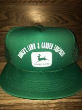 VINTAGE JOHN DEERE Snapback Hat Cap