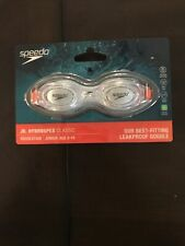 Speedo Unisex-Youth Swim Goggles Hydrospex Ages 6-14