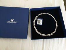 Swarovski original Collier Halskette Silver 5120541 Neu