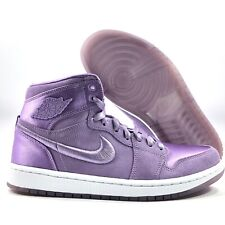 Nike WMNS Air Jordan 1 RET Retro High SOH Season of Her Purple White Women's 9.5