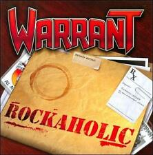 Rockaholic by Warrant (CD, May-2011, Frontiers Records)