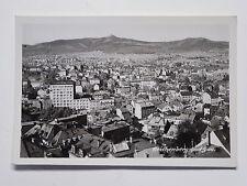 Ansichtskarte Reichenberg im Sudetengau, Panorama, Echtfoto um 1938, Liberec
