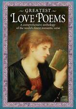 Madeleine Edgar, Greatest Love Poems: A Comprehensive Anthology of the World's F