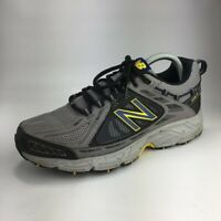 New Balance Mens 510v2 Running Shoes Gray Lace Up Low Top Sneakers MT510GY2 8 D