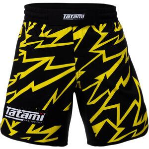 Tatami Fightwear Recharge Fight Shorts - Bolt