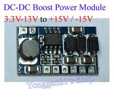 3W DC-DC Boost Converter 3.3V-12V to ± 15V Output Step up Power Supply Module
