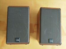 1 Paar Lautsprecher CANTON Plus S 2-Wege  kompakt gut erhalten