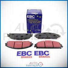 EBC Blackstuff Bremsbeläge Vorderachse DP1724 für Lancia Thema