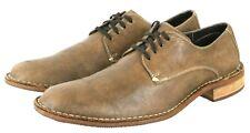 Cole Haan Men's Plain Toe Dress Shoes Size 10.5 Leather Brown