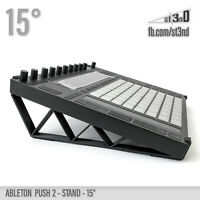 ABLETON PUSH 2 STAND - 15 degrees - 3D printed - 100% buyer satisfaction