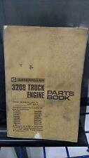 CAT Caterpillar 3208 Truck Engine Parts Manual Book