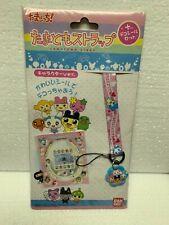 BANDAI Tamagotchi ID L PS LED Color Plastic Crystal Stickers + Neck Strap Pink