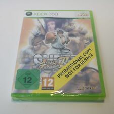 SUPER STREET FIGHTER IV 4 CAPCOM-XBOX 360 PROMO MICROSOFT GAME-NUOVO e SIGILLATO