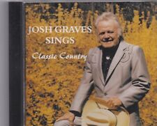 Josh Graves-Classic Country cd album