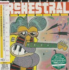 Frank Zappa ORCHESTRAL FAVORITES Japan MINI LP CD VACK-1237 UPC4988112413221 VG+