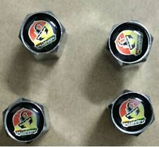 Bouchon de Valve - Abarth - Lot de 4