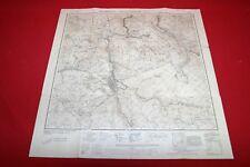 JOHANNGEORGENSTADT Rittersgrün Landkarte Meßtischblatt 146 1:25000 von 1925 Nr.2