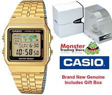 AUSSIE SELER CASIO WATCH A500WGA-1DF 12-MONTH WARRANTY