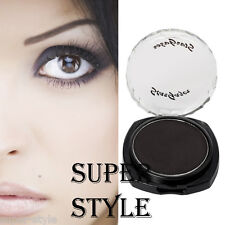 Stargazer MATTE BLACK pressed powder Eye Shadow Gothic Goth Party Mat Eyeshadow