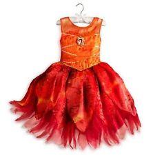 Disney NWT Fairy Fawn Costume size 5/6 5 6 Small Sm Tinkerbell fairies