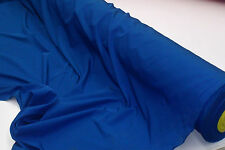 ELECTRIC BLUE POLY SUEDED MICRO FIBRE FABRIC;  #239AB