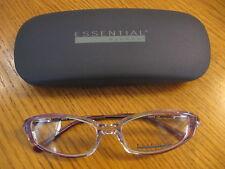 NEW Essentials Pearle Vision eyeglasses frames eye glasses EN3670 case 52-16-135