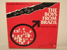 THE BOYS FROM BRAZIL - LP - SOUNDTRACK - JERRY GOLDSMITH