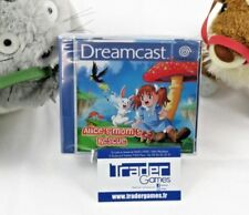 Alice's Mom's Rescue - Dreamcast PAL EURO NEW neuf Sealed blister RARE