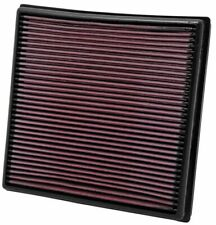 K&N 33-2964 for Vauxhall Zafira Mk 3 washable reusable drop in panel air filter