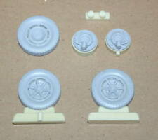 Czech Master 1/35 Autoblinda AB.41 Wheels Set for Italeri kit # 3080