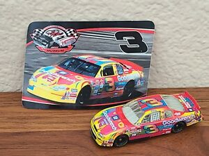 2000 #3 Dale Earnhardt GM Goodwrench Peter Max 1/64 NASCAR Diecast Loose