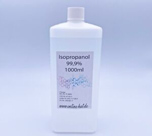 Isopropanol Klar 99,9% 1000 ml