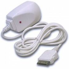 Chargeurs et stations d'accueil blancs pour lecteur MP3 Apple