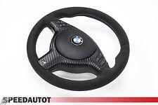 ALCANTARA Lederlenkrad + Airbag  Blende + Multifunktion BMW E39 E46 M3 M5 X5