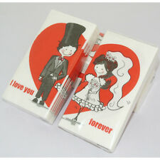 Love Personalized Printed Wedding Napkins 100 Party Favor Paper Luncheon New