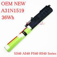 36Wh OEM Battery For Asus X540 X540LA X540LJ X540SA X540SC X540YA X540S A31N1519