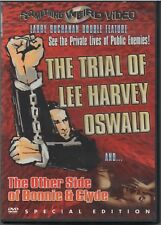 SOMETHING WEIRD VIDEO The Trial Of Lee Harvey Oswald/Bonnie & Clyde US R1 DVD