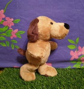 *Little MILO the plush puppy dog from the Mink Kids Range*