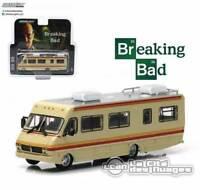 Breaking Bad The Krystal Ship 1986 Fleetwood Bounder RV 1/64 33021 Greenlight