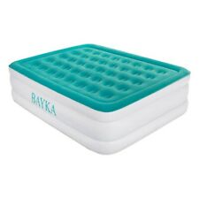 "BAYKA 18"" Height Air Mattress with Built-In Pump, Twin, BK449"