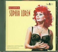 Sophia Loren - Le Canzoni Di Sophia Loren Musicando Polygram 1997 Cd Perfetto
